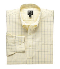 Traveler Buttondown Collar Sportshirt Big or Tall