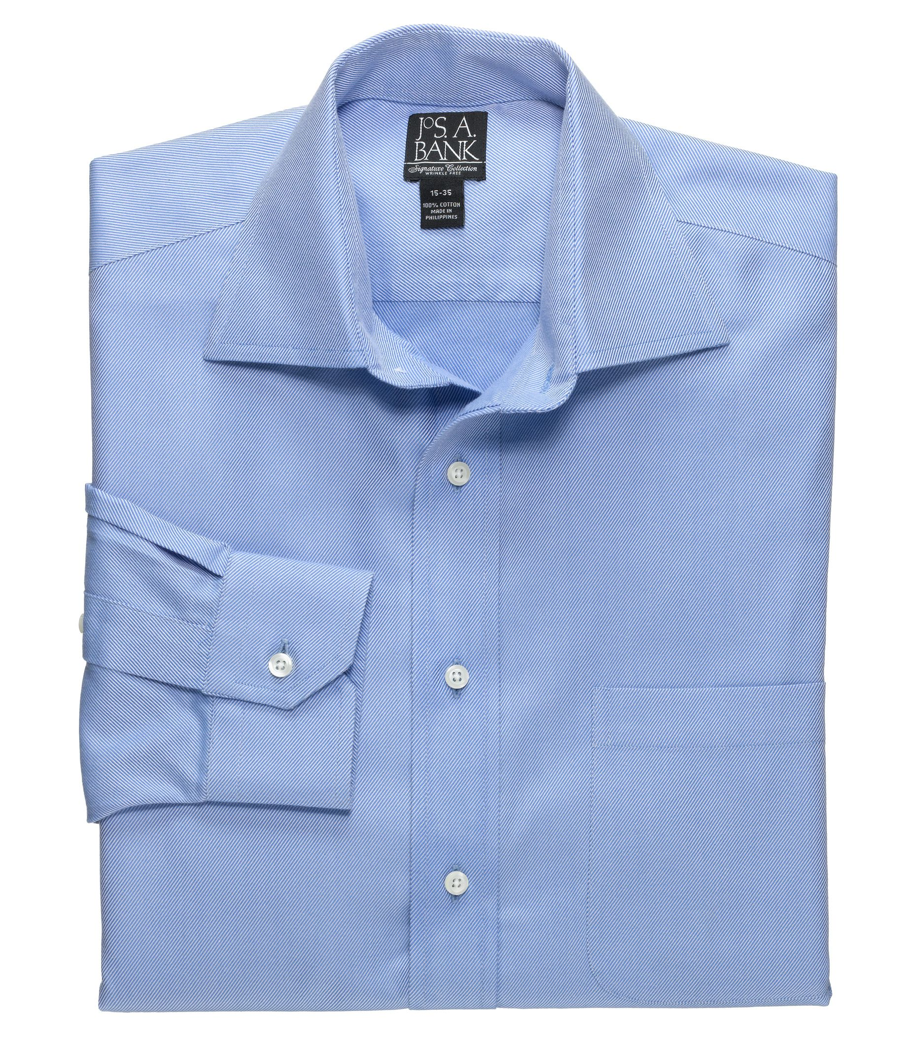 Jos A Bank Signature Wrinkle Free Dress Shirts Just 24: best wrinkle free dress shirts