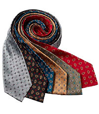 "Paisley 61"" Long Tie"
