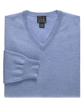 Traveler Collection Cashmere V-Neck Sweater - Cashmere Sweaters ...
