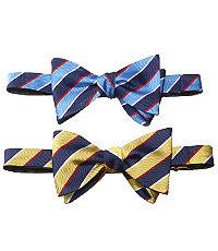 Argyle Bow Tie