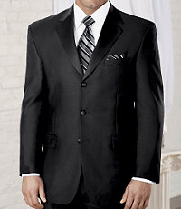 Signature 3-Button Notch Lapel Tuxedo