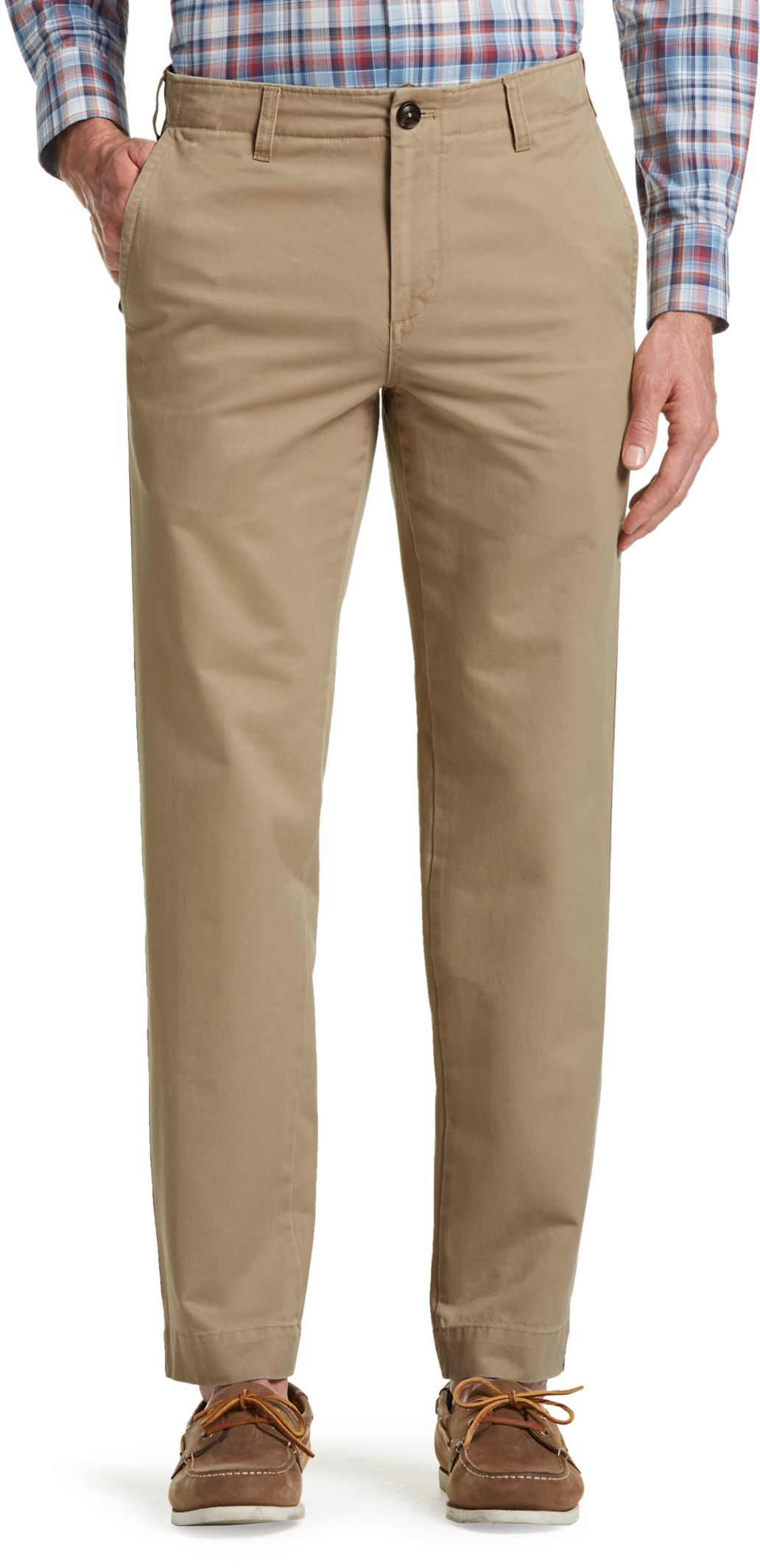 Joseph Abboud Tailored Fit Chino Pants