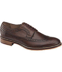 Johnston & Murphy Men's Conard Wing Tip Oxford Men's Shoes fOMD3i