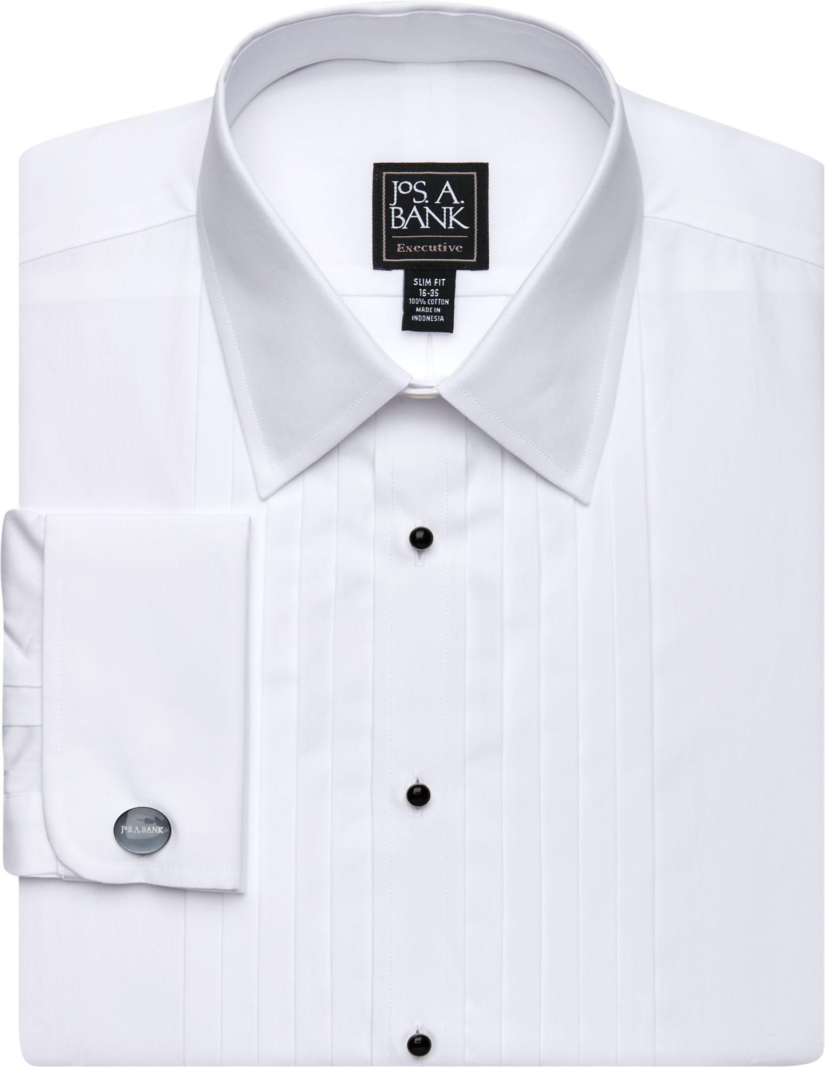 Tuxedo Dress Shirts Mens Formal Shirts Jos A Bank